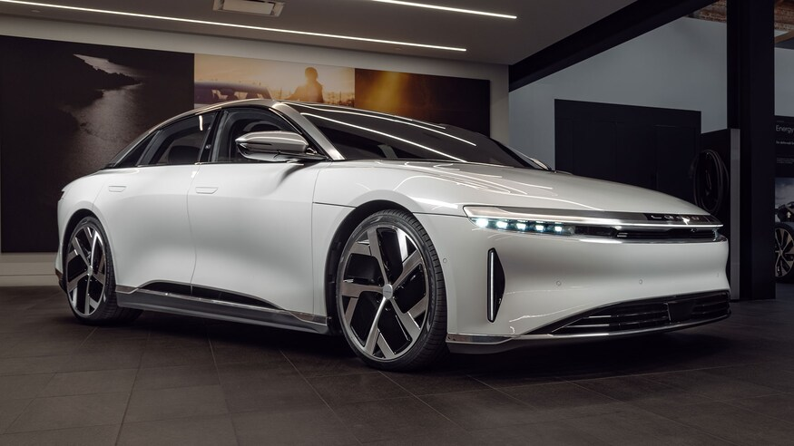 Lucid Air Specifications Detail, Price, and More